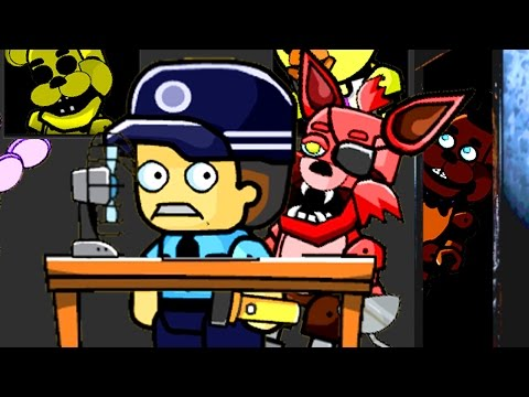 FIVE NIGHTS AT FREDDY'S!? - Scribblenauts Unlimited Ep.1