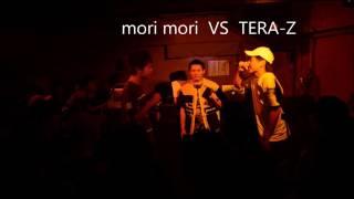 大乱闘MCバトルVol.3  Mori Mori VS TERA Z