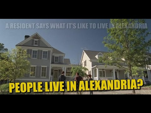 People Live In TWD Alexandria? Senoia Resident Says What Life Is Like In TWD Set
