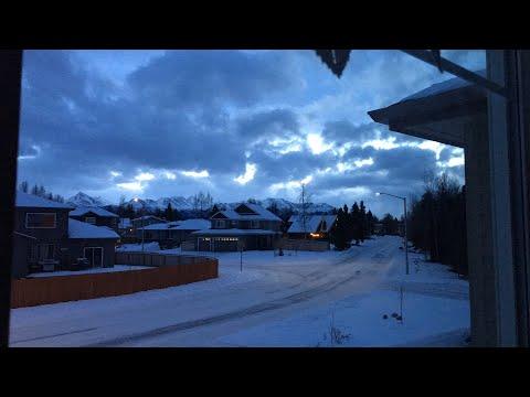 Livestream 😀 - Anchorage Alaska - January 13th 2018