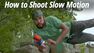 Video How to Shoot Slow Motion – Video Tips | B&H download MP3, 3GP, MP4, WEBM, AVI, FLV Juni 2018