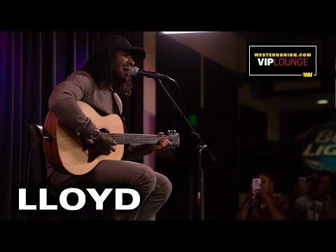 Lloyd Performs
