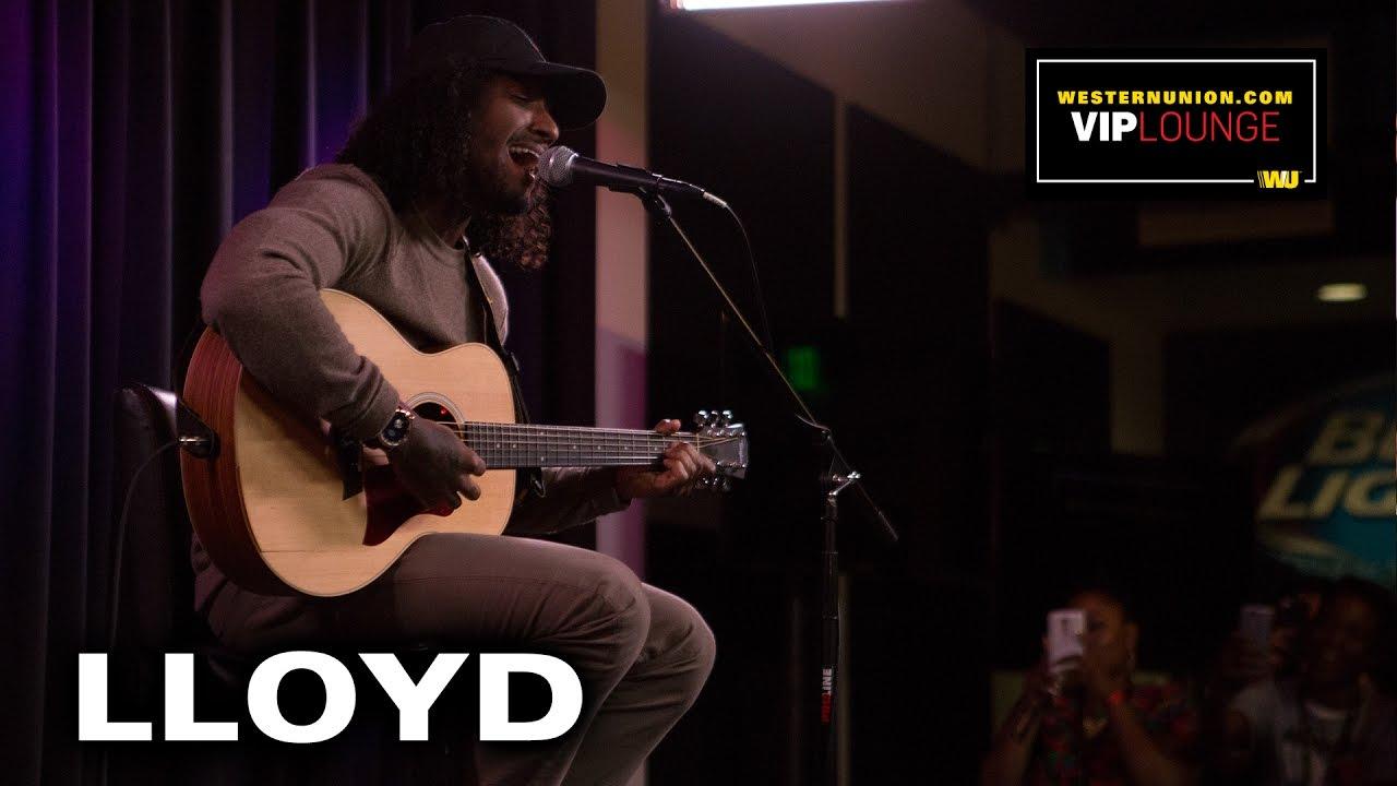 Lloyd Performs 39 Tru 39 39 You 39 39 Out My Window 39 Live Doovi