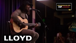 "Lloyd Performs ""Tru"", ""You"", & ""Out My Window"" Live"
