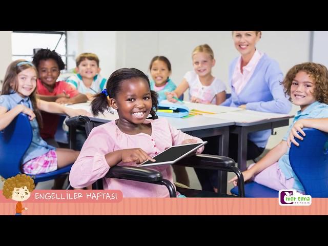 Engelliler Haftası - Okul Öncesi Eğitim