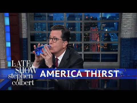 Thumbnail: Stephen Has A Drink For Trump... Or Tries To