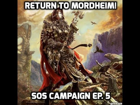 Return to Mordheim! CotD Episode 5