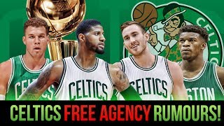 Why The Boston Celtics Are Ready For Another LEGACY!