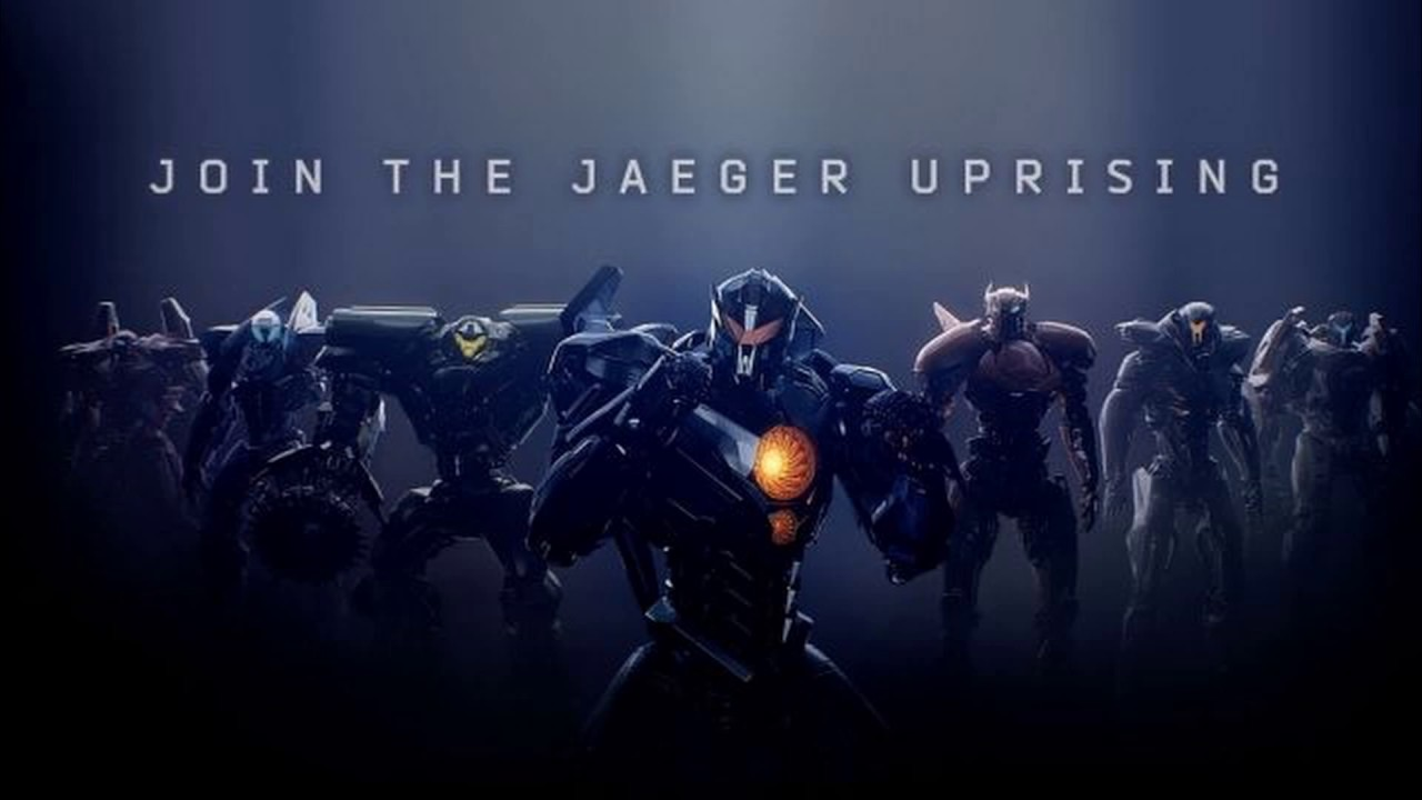 Pennywise Hintergrund: Soundtrack Pacific Rim: Uprising (Theme Song 2018