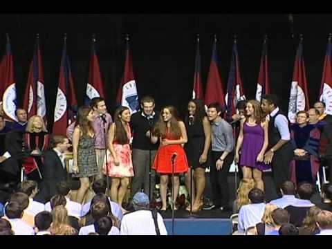 University of Pennsylvania Convocation 2011