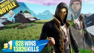 🔴 FORTNITE Lv.92 4130 pt. | NEW SKIN AND NEW COVERAGE! CODE: XIUDERONE