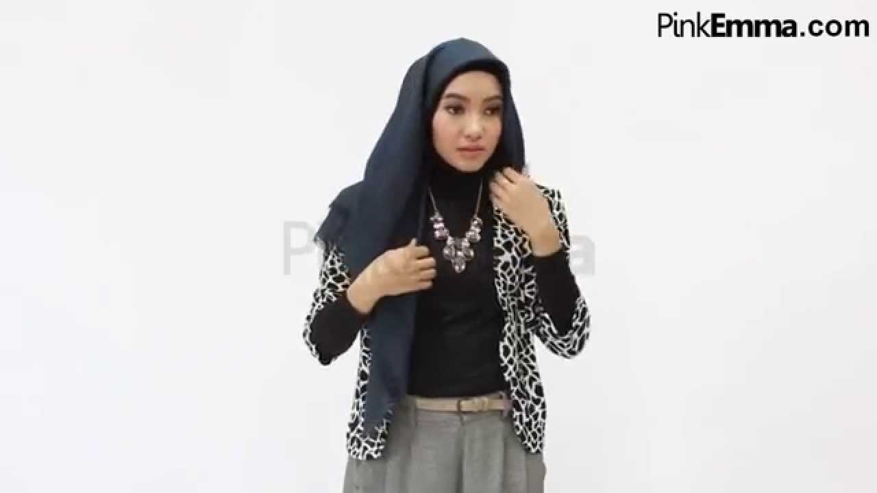 Tutorial Hijab Layer Samping Untuk Ke Pesta YouTube
