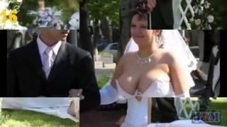 ПЬЯНЫЕ невесты Приколы на свадьбе