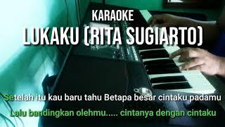 Download Lagu LUKAKU KARAOKE RITA SUGIARTO (NADA COWOK) mp3