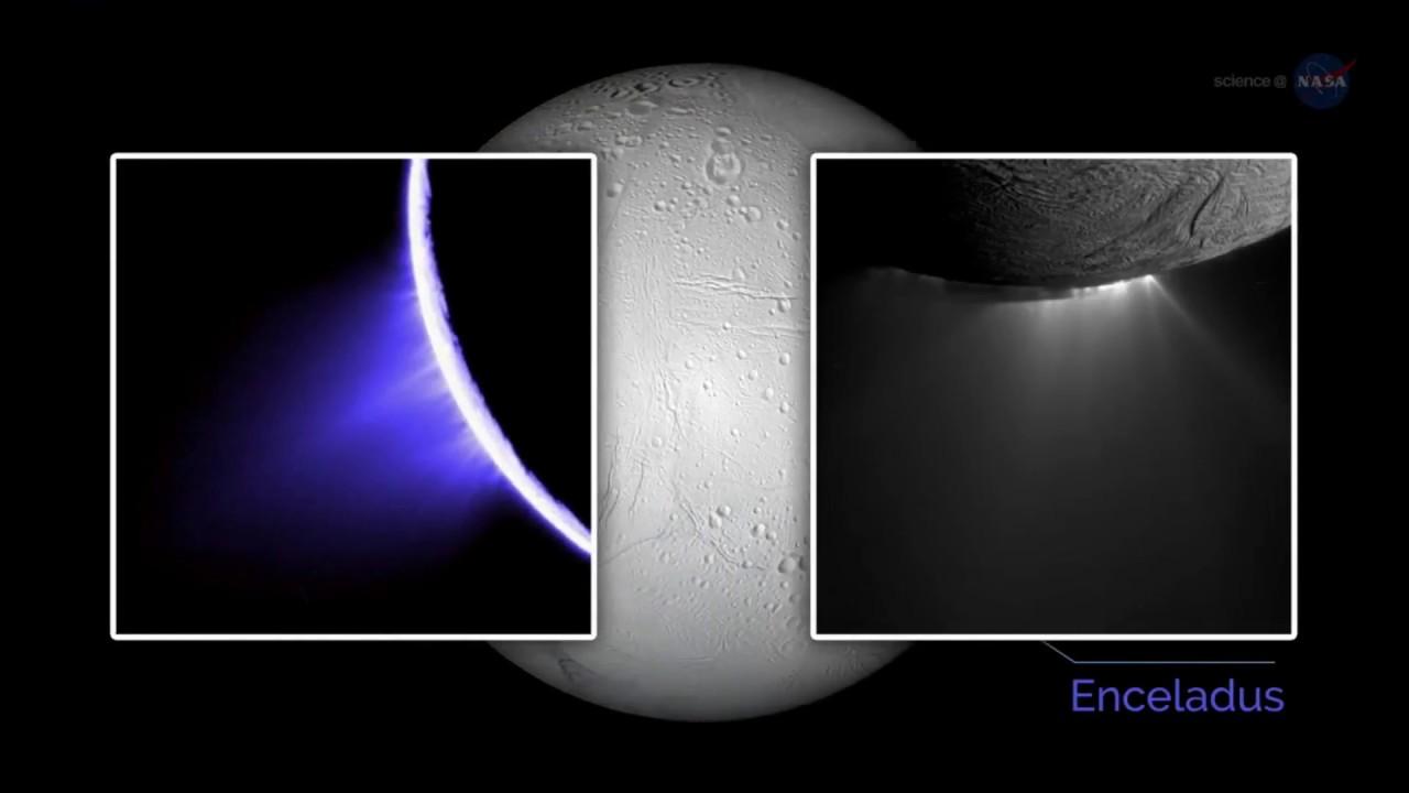 La NASA descubre indicios que en los océanos de lunas de Júpiter y Saturno  podría haber vida f6557b005d