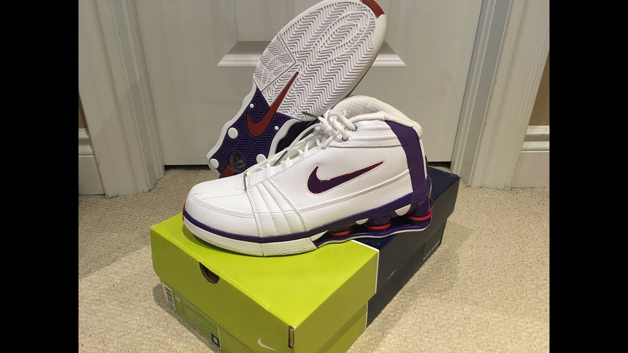 huge selection of 9f5a1 f877e OG NIKE SHOX VC IV (4)