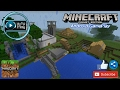 Minecraft pocket edition Android GamePlay (with Tamil commentary)