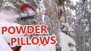 Endless Powder Pillows Mountain Adventure