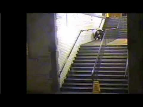 Drunk Guy Falling Down The Stairs Doovi
