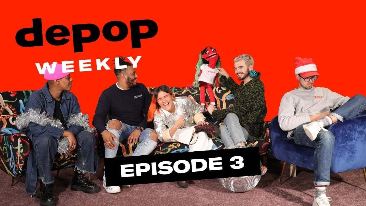 f20023d3bf0 Inside Depop's community | Depop Weekly #3 | a bi-weekly panel show hosted  by our team