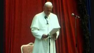 Jan Paweł II - nie ustawajcie w modlitwie