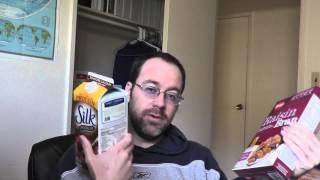 Vlog - Vegan Breakfast / Dinner Diet - Cereal - Chocolate Milk