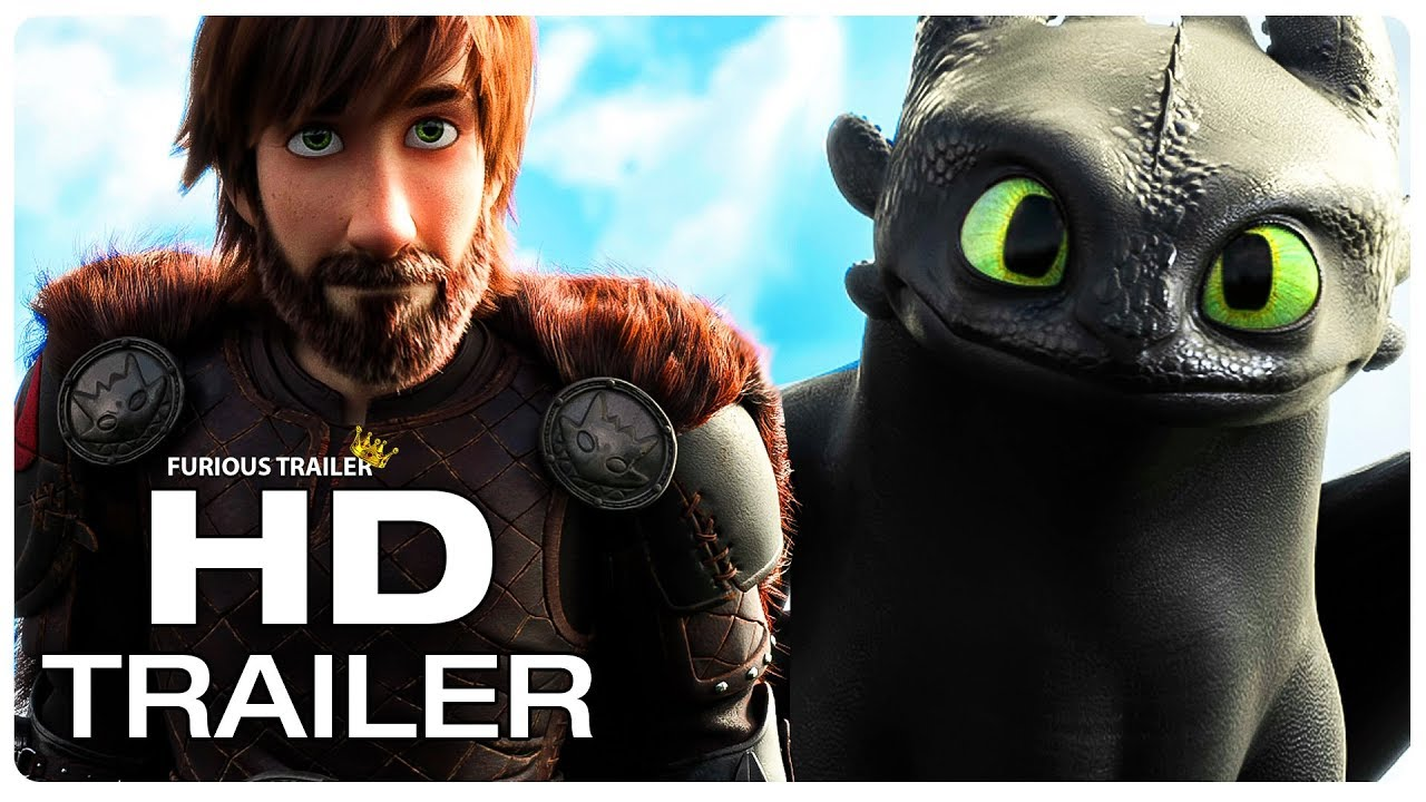 TOP UPCOMING ANIMATED MOVIES Trailer (2018/2019) - YouTube