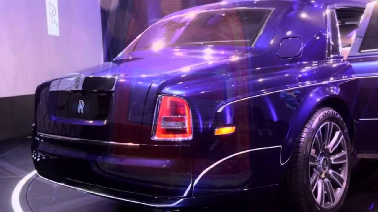 2015 Rolls Royce Phantom Limelight Wallpaper: Rolls Royce Phantom Limelight Edition