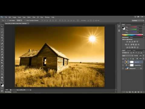How To Create A Sepia Tone Effect With Photoshop CS6