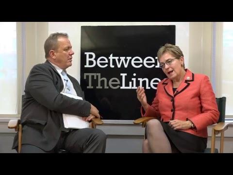 Between the Lines: Marcy Kaptur