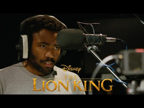 THE LION KING: Donald Glover Behind the Scenes with Beyonce  Exclusive