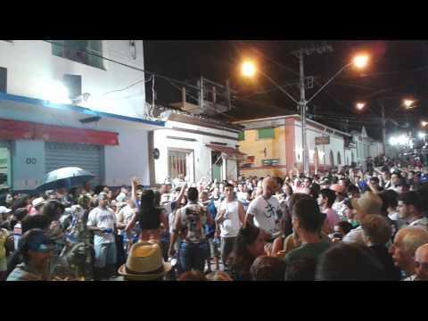 Carnaval em Prados MG 01/03/2014