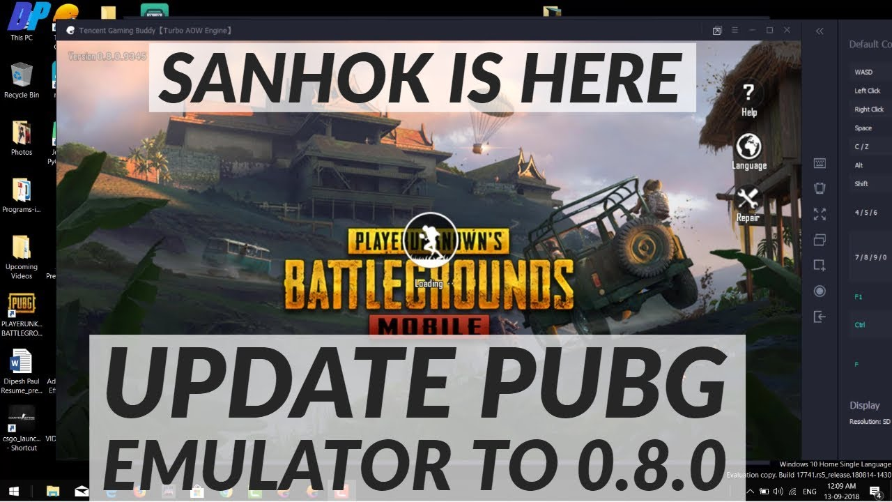 How To Enable Hd Graphics On Pubg Mobile Global Version: How To Update PUBG In Tencent
