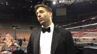 "Max Kellerman ""Lomachenko might be beter than Rigondeaux; Rigo is like the Patriots"""