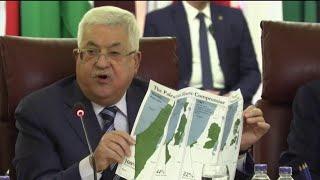 """Mahmoud Abbas prêt à une """"offensive diplomatique"""""""