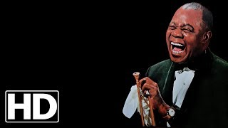 Louis Armstrong - What a Wonderful World Lyrics HD