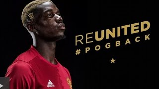 POGBACK Manchester United teases Twitter fans with Paul Pogba videos