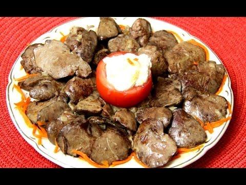 Вкуснейший салат из печени (говяжьей).из YouTube · Длительность: 5 мин33 с