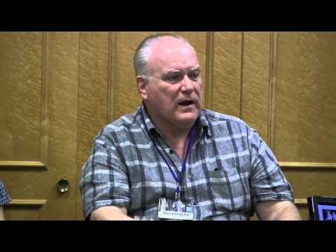 Ron Donachie at Chicon 7