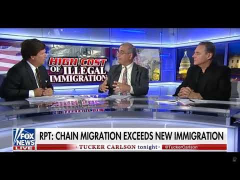 TUCKER TALKS ABOUT THE COSTS OF ILLEGAL IMMIGRATION