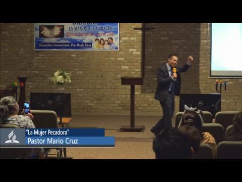 Pastor Mario Cruz Octubre 20,2017