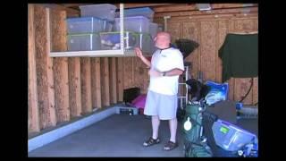Garage Loft - Overhead Garage Storage System