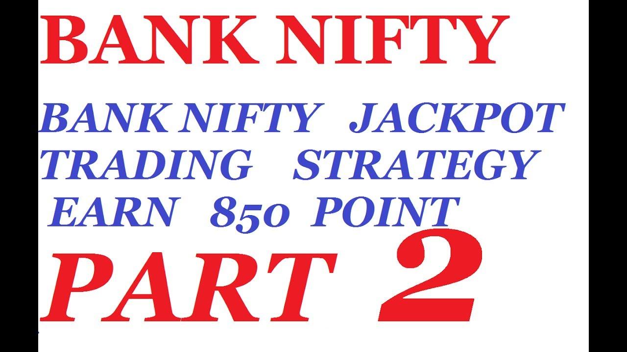 Bank nifty handelsstrategi