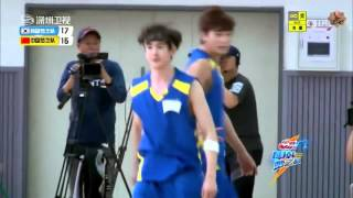 [ Khunnie ] ʕ •ᴥ•ʔ Beastly hands with Basketball  (^з^)-☆
