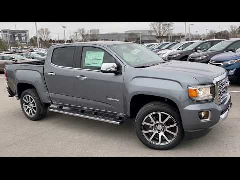 2020 GMC Canyon Denali 4WD Review And Test Drive