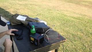 Video Prepper Communications - Buddipole Deluxe with Yaesu FT- 897 and 817 download MP3, 3GP, MP4, WEBM, AVI, FLV Desember 2017