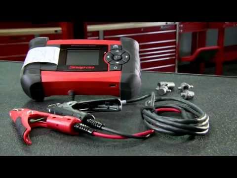 Snap-on Advanced Battery System Tester  - EECS750
