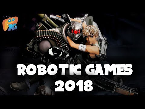 TOP 10 ROBOTIC GAMES OFFLINE/ONLINE FOR ANDROID & IOS 2018