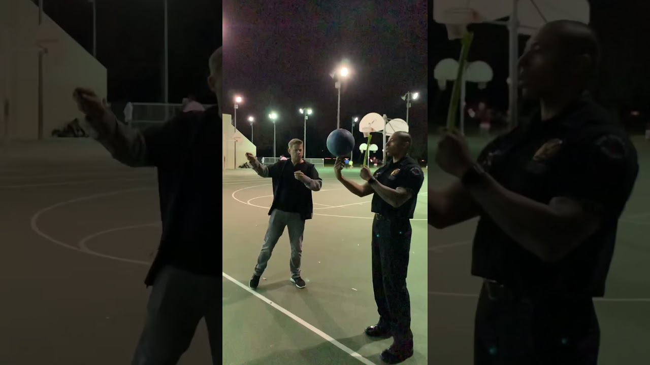His Card Throwing Skills are Crazy!