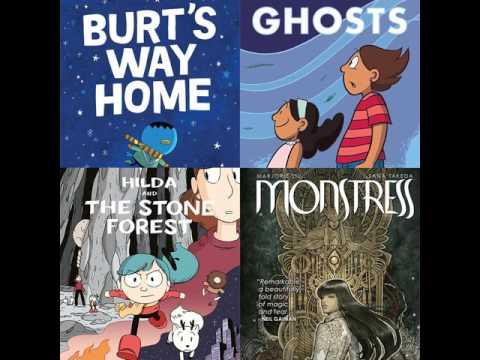 Young Readers: The Eisner Award Nominations for Early Readers, Kids, and Teens